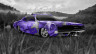 Dodge-Charger-SRT-Retro-Muscle-Nature-Car-2014-Art-Violet-Colors-HD-Wallpapers-design-by-Tony-Kokhan-[www.el-tony.com]