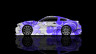 Ford-Mustang-GT-Muscle-Super-Aerography-Car-2014-Art-Violet-Colors-HD-Wallpapers-design-by-Tony-Kokhan-[www.el-tony.com]