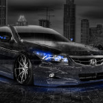 Honda Accord Coupe JDM Crystal City Car 2014