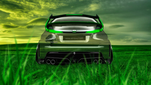 Honda-Civic-Type-R-Back-Crystal-Nature-Car-2014-HD-Wallpapers-design-by-Tony-Kokhan-[www.el-tony.com]
