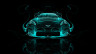 Hyundai-Genesis-Coupe-Front-Azure-Fire-Abstract-Car-2014-HD-Wallpapers-design-by-Tony-Kokhan-[www.el-tony.com]