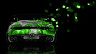 Lamborghini-Huracan-Back-Abstract-Aerography-Car-2014-Green-Photoshop-Art-HD-Wallpapers-design-by-Tony-Kokhan-[www.el-tony.com]