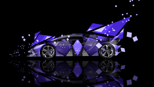 Lamborghini-Sesto-Elemento-Side-Super-Abstract-Car-2014-Violet-Colors-HD-Wallpapers-design-by-Tony-Kokhan-[www.el-tony.com]
