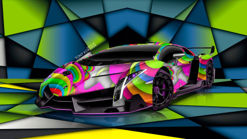 Lamborghini-Veneno-Super-Aerography-Car-2014-Multicolors-HD-Wallpapers-design-by-Tony-Kokhan-[www.el-tony.com]