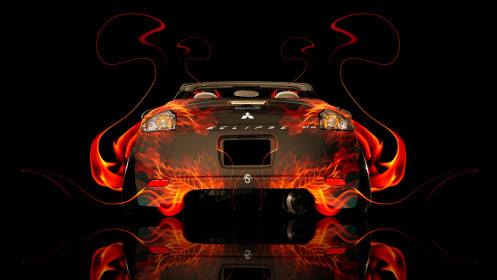 Mitsubishi-Eclipse-JDM-Back-Fire-Abstract-Car-2014-HD-Wallpapers-design-by-Tony-Kokhan-[www.el-tony.com]