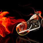 Harley Davidson Super Fire Bike 2014