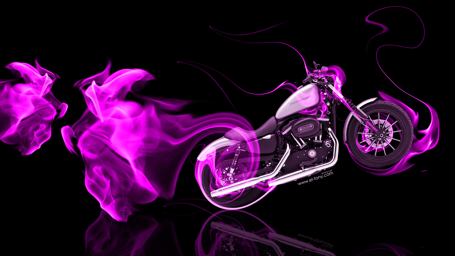 Harley Davidson Super Fire Bike 2014 | el Tony