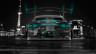 Nissan-180SX-JDM-Back-Crystal-City-Car-2014-Azure-Neon-HD-Wallpapers-design-by-Tony-Kokhan-[www.el-tony.com]