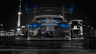 Nissan-180SX-JDM-Back-Crystal-City-Car-2014-Blue-Neon-HD-Wallpapers-design-by-Tony-Kokhan-[www.el-tony.com]