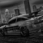 Nissan 180SX JDM Crystal City Car 2014