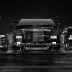 Nissan 180SX JDM Front Crystal City Car 2014