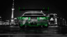 Nissan-300ZX-JDM-Back-Crystal-City-Car-2014-Art-Green-Neon-HD-Wallpapers-design-by-Tony-Kokhan-[www.el-tony.com]