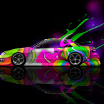 Nissan Silvia S13 JDM Side Live Colors Car 2014