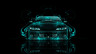 Nissan-Silvia-S15-JDM-Azure-Fire-Abstract-Car-2014-HD-Wallpapers-design-by-Tony-Kokhan-[www.el-tony.com]