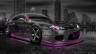 Nissan-Silvia-S15-JDM-Crystal-City-Car-2014-Pink-Neon-Art-Photoshop-HD-Wallpapers-design-by-Tony-Kokhan-[www.el-tony.com]