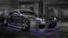 Nissan-Silvia-S15-JDM-Crystal-City-Car-2014-Violet-Neon-Art-Photoshop-HD-Wallpapers-design-by-Tony-Kokhan-[www.el-tony.com]