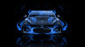 Porsche-Panamera-Front-Blue-Fire-Abstract-Car-2014-HD-Wallpapers-design-by-Tony-Kokhan-[www.el-tony.com]