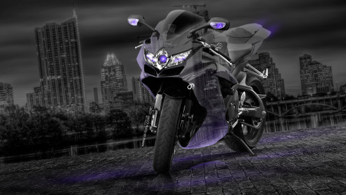 Suzuki-GSX-R750-Moto-Crystal-City-Bike-2014-Violet-Neon-HD-Wallpapers-design-by-Tony-Kokhan-[www.el-tony.com]