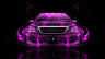 Toyota-Celsior-JDM-Tuning-Front-Pink-Fire-Car-2014-HD-Wallpapers-design-by-Tony-Kokhan-[www.el-tony.com]