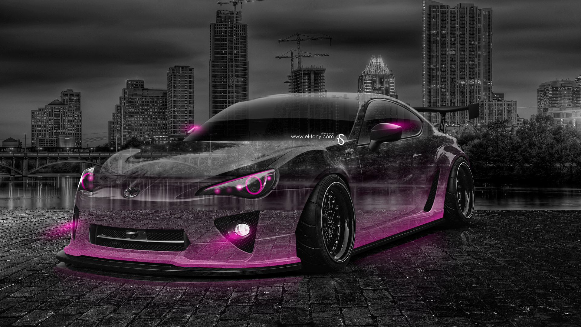 Charmant Wallpapers Toyota Gt86 Jdm Crystal City Car 2014