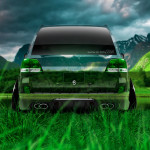 Toyota Land Cruiser 200 JDM Back Crystal Nature Car 2014