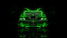 Toyota-Mark2-JZX110-JDM-Back-Green-Fire-Abstract-Car-2014-Art-HD-Wallpapers-design-by-Tony-Kokhan-[www.el-tony.com]