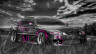 Toyota-Soarer-JDM-Crystal-Nature-Car-2014-Art-Photoshop-Pink-Neon-Effects-HD-Wallpapers-design-by-Tony-Kokhan-[www.el-tony.com]