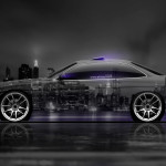 Toyota Soarer JDM Side Crystal City Car 2014