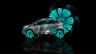 Toyota-Vitz-Side-Fantasy-Flowers-Car-2014-Azure-Neon-HD-Wallpapers-design-by-Tony-Kokhan-[www.el-tony.com]