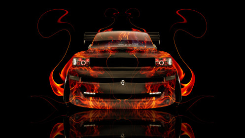 Toyota-bB-JDM-Front-Fire-Abstract-Car-2014-HD-Wallpapers-design-by-Tony-Kokhan-[www.el-tony.com]
