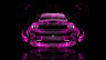 Toyota-bB-JDM-Front-Pink-Fire-Abstract-Car-2014-HD-Wallpapers-design-by-Tony-Kokhan-[www.el-tony.com]