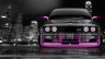 BMW-M3-E30-Front-Crystal-City-Car-2014-Pink-Neon-HD-Wallpapers-design-by-Tony-Kokhan-[www.el-tony.com]