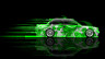 BMW-M3-E30-Side-Super-Abstract-Car-2014-Green-Colors-HD-Wallpapers-design-by-Tony-Kokhan-[www.el-tony.com]