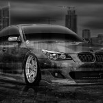 BMW M5 E60 Tuning Crystal City Car 2014