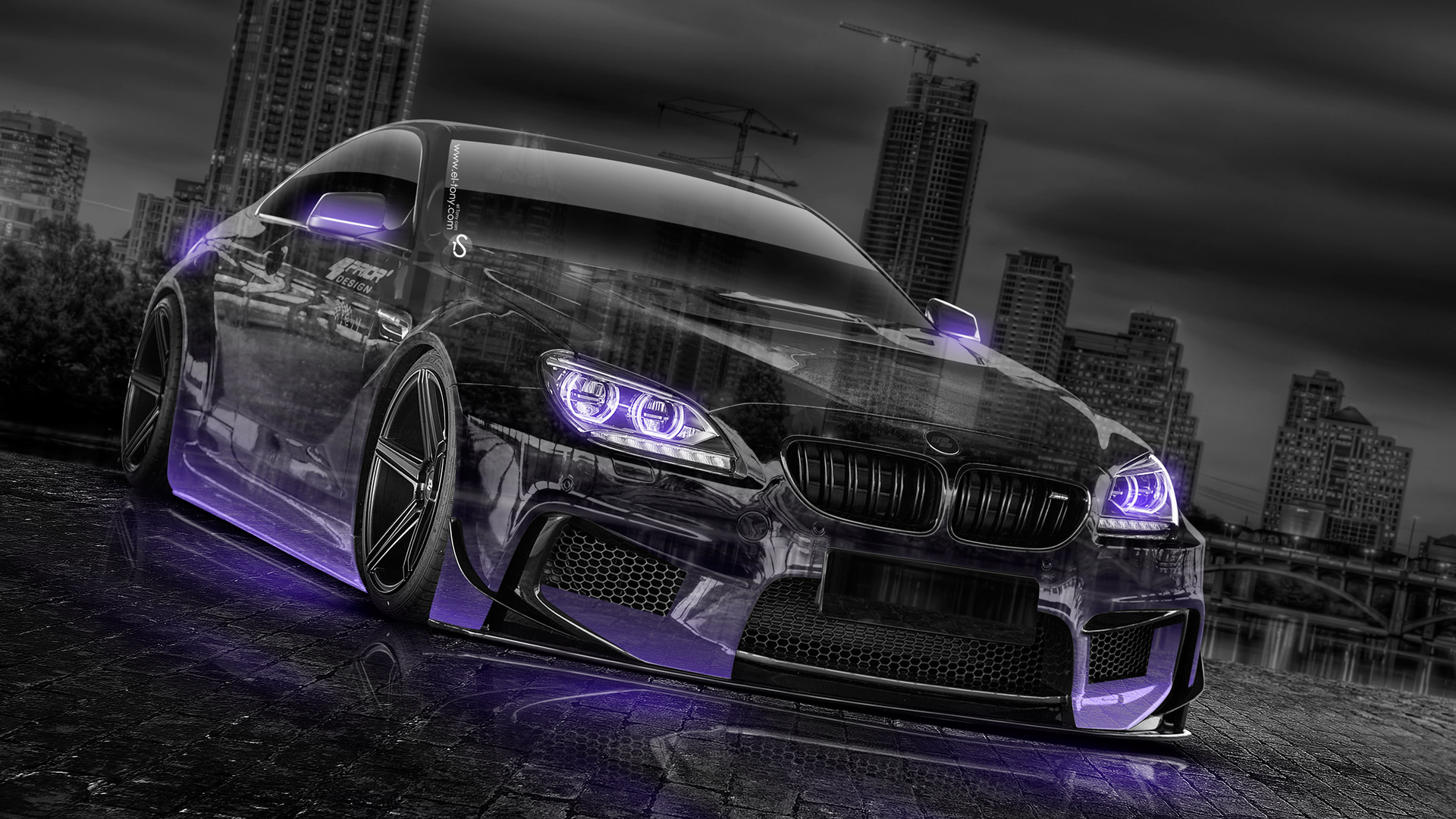 Delicieux BMW M6 Tuning Prior Design Crystal City Car