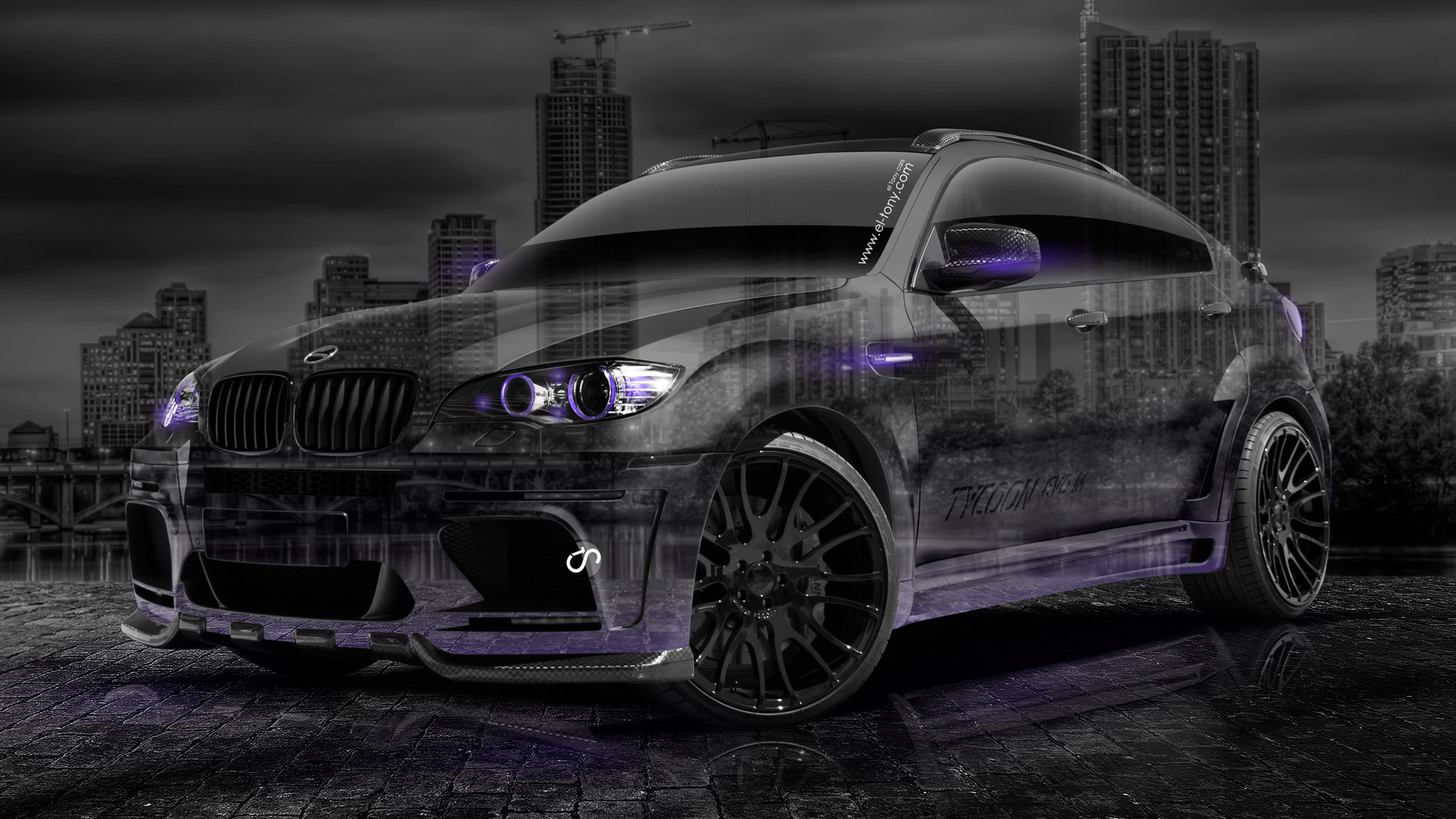 Great Bmw X6 Crystal City Car