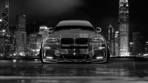 BMW-X6-Front-Crystal-City-Car-2014-Photoshop-HD-Wallpapers-design-by-Tony-Kokhan-[www.el-tony.com]