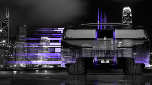 Chevrolet-Camaro-Muscle-Tuning-Back-Crystal-City-Car-2014-Violet-Neon-HD-Wallpapers-design-by-Tony-Kokhan-[www.el-tony.com]