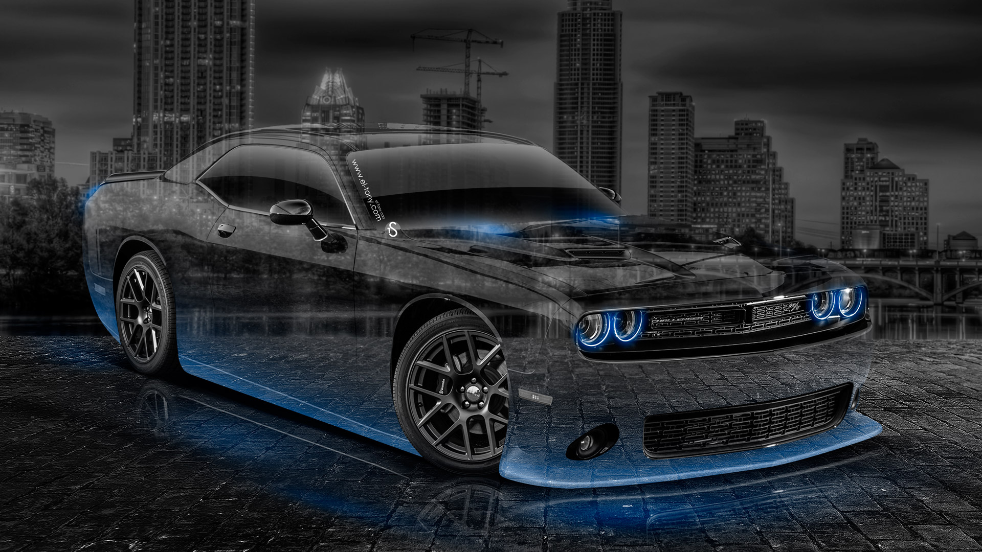 Superior Attrayant Dodge Challenger Muscle Crystal City Car 2014 .
