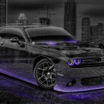 Dodge Challenger Muscle Crystal City Car 2014