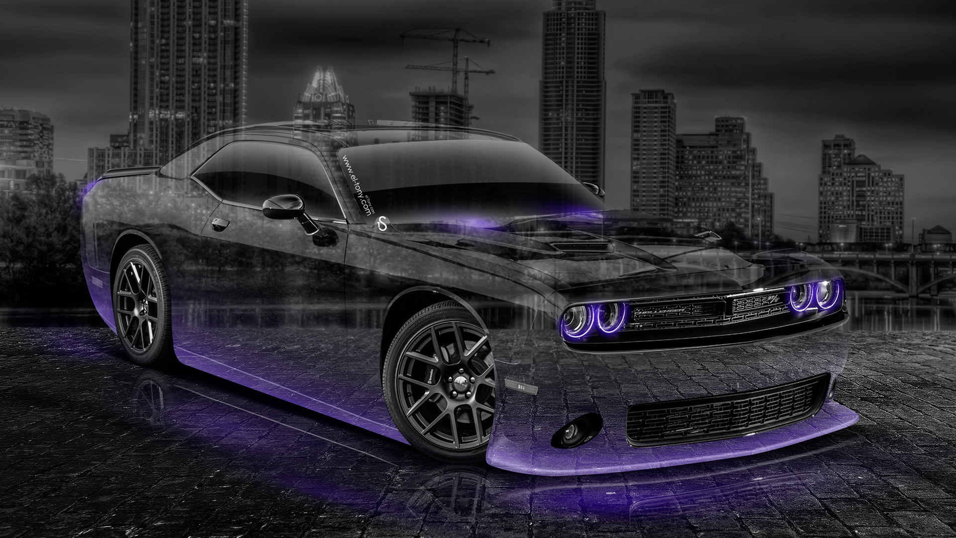 Delightful Superieur Dodge Challenger Muscle Crystal City Car 2014