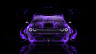 Dodge-Challenger-Muscle-Front-Violet-Fire-Abstract-Car-2014-Art-HD-Wallpapers-design-by-Tony-Kokhan-[www.el-tony.com]