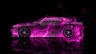 Dodge-Challenger-Muscle-Side-Pink-Fire-Abstract-Car-2014-Art-HD-Wallpapers-design-by-Tony-Kokhan-[www.el-tony.com]