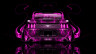 Ford-Mustang-Muscle-Back-Pink-Fire-Abstract-Car-2014-Art-HD-Wallpapers-design-by-Tony-Kokhan-[www.el-tony.com]