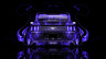 Ford-Mustang-Muscle-Back-Violet-Fire-Abstract-Car-2014-Art-HD-Wallpapers-design-by-Tony-Kokhan-[www.el-tony.com]