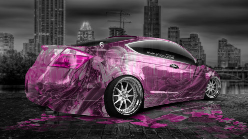 Honda-Accord-Coupe-JDM-Anime-Girls-Aerography-Car-2014-Pink-Colors-HD-Wallpapers-design-by-Tony-Kokhan-[www.el-tony.com]