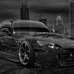 Honda S2000 JDM Crystal City Car 2014