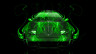 Lamborghini-Diablo-FrontUp-Green-Fire-Abstract-Car-2014-HD-Wallpapers-design-by-Tony-Kokhan-[www.el-tony.com]