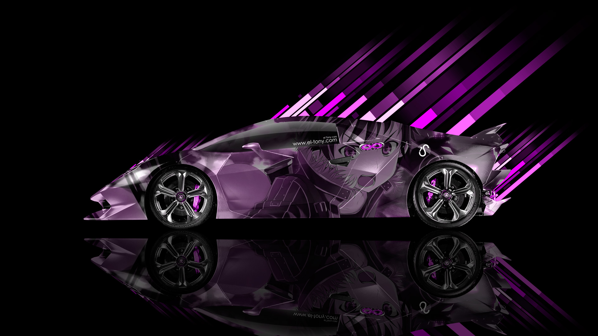 Bmw m6 hamann tuning side green fire abstract car 2015 hd wallpapers - Elemento Side Anime Aerography Car 2014 Pink Colors Hd Wallpapers