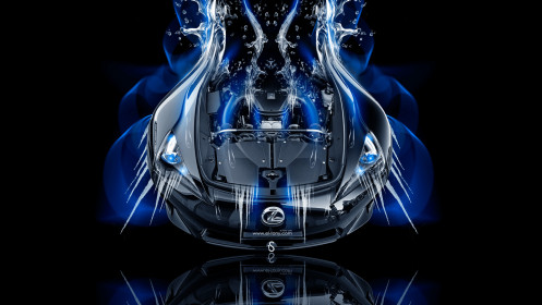 Lexus-LFA-Up-Water-Car-2014-Blue-Neon-HD-Wallpapers-design-by-Tony-Kokhan-[www.el-tony.com]